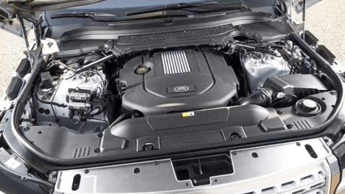 2020 Ford Taurus Sho Engine