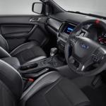 2020 Ford Ranger Raptor Interior