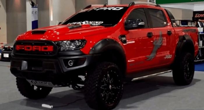 2020 Ford Ranger Raptor Specs, Engine, Cost | Popular Engines