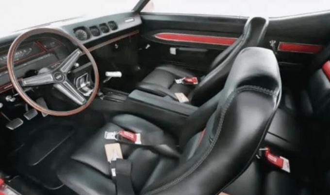2020 Ford Torino Interior