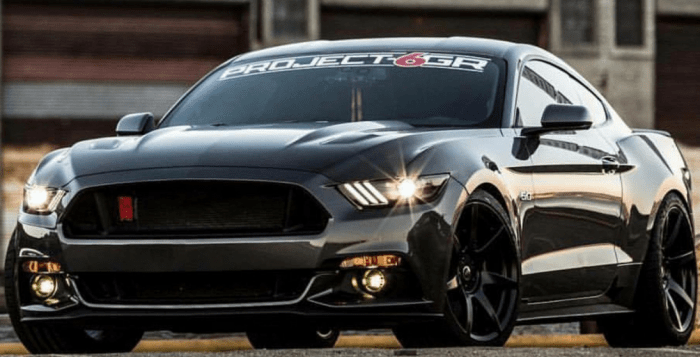 2021 Ford Mustang Boss 429 Exterior