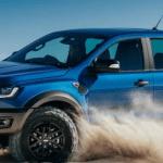 2021 Ford Ranger Raptor Exterior