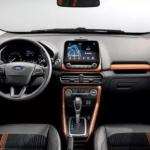 Ford Ecosport 2021 Engine