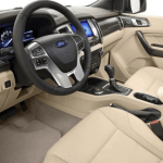 2021 Ford Everest Interior