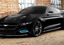 New 2021 Ford Mustang Exterior