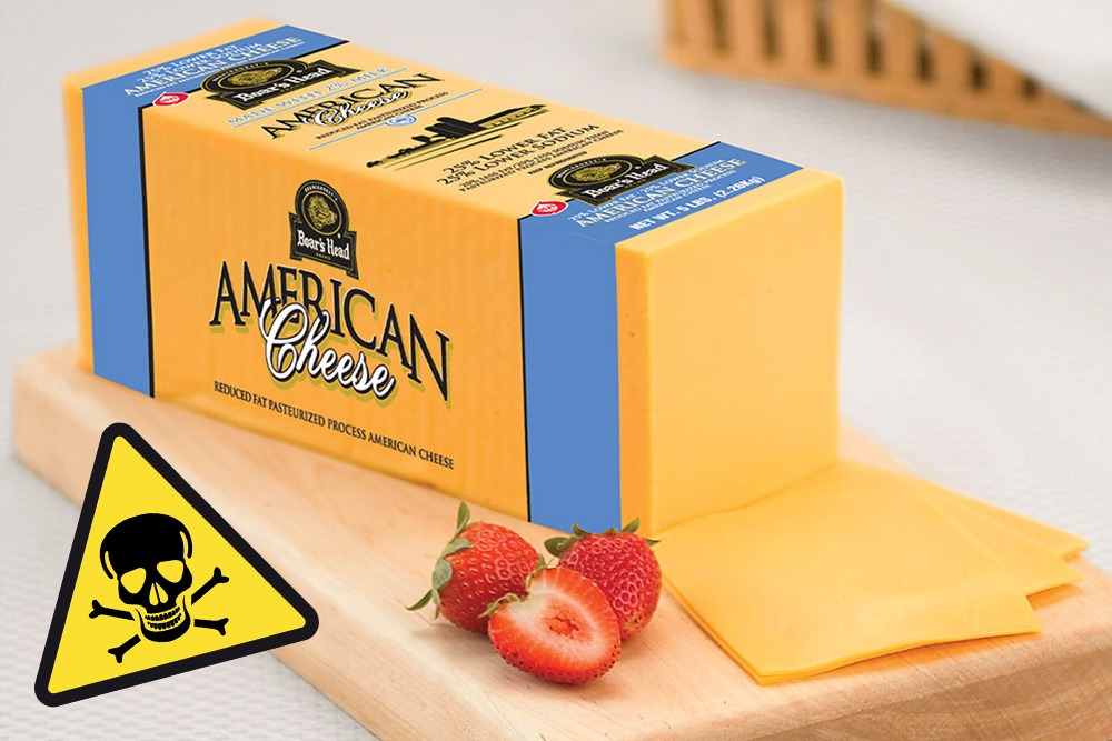 Ten Foods That Are Bad and You Should Never Eat - American Cheese