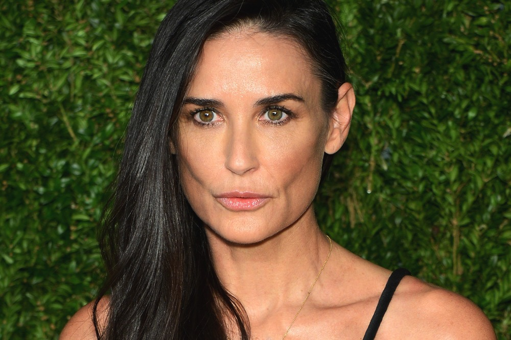 20 Sexy Celebrities You Won't Believe Are in Their 50's - Demi Moore