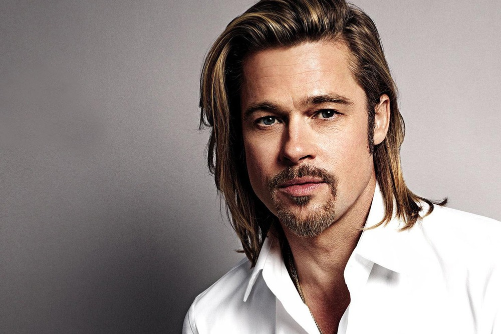 20 Sexy Celebrities You Won't Believe Are in Their 50's - Brad Pitt
