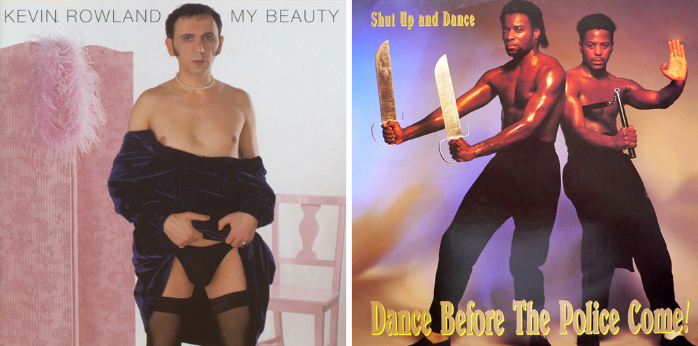 Most Ridiculous Album Covers of the Century