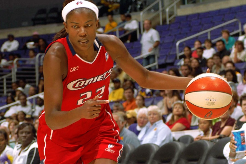 Elite Sport Stars that Went From Big to Broke - Sheryl Swoopes