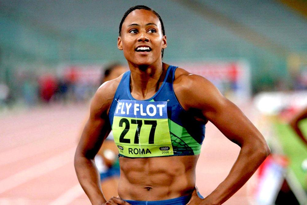 Elite Sport Stars that Went From Big to Broke - Marion Jones