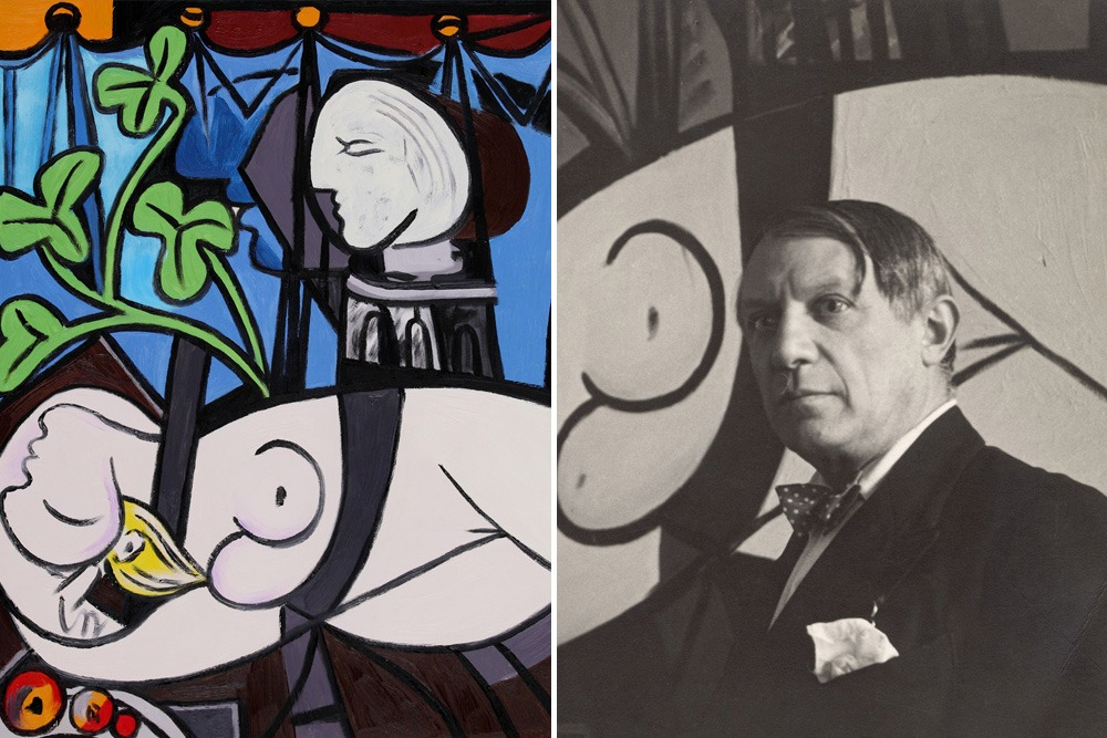 Most Expensive Auctions Items Ever Sold in History of Man - Pablo Picasso's Nude, Green Leaves and Bust