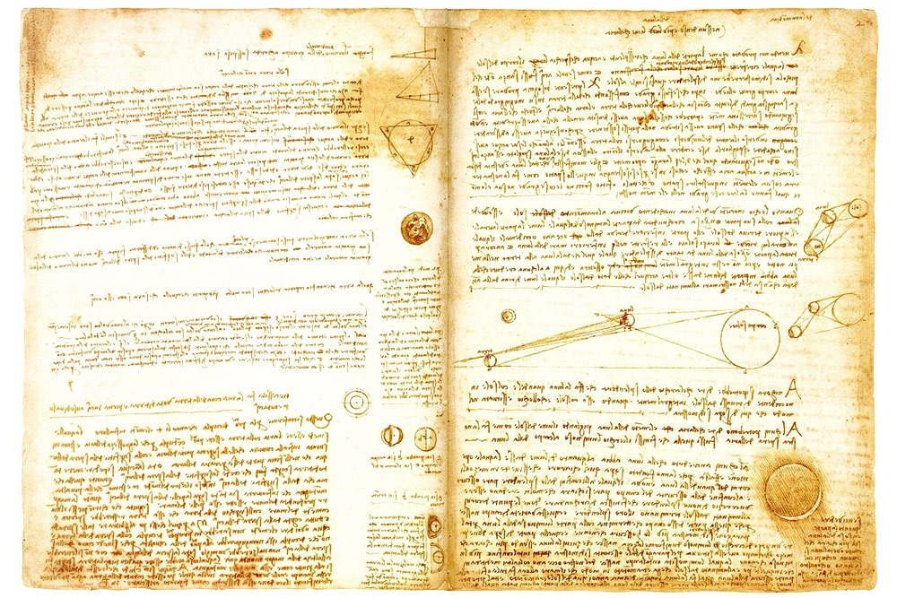 Most Expensive Auctions Items Ever Sold in History of Man - Leonardo da Vinci's Codex Hammer