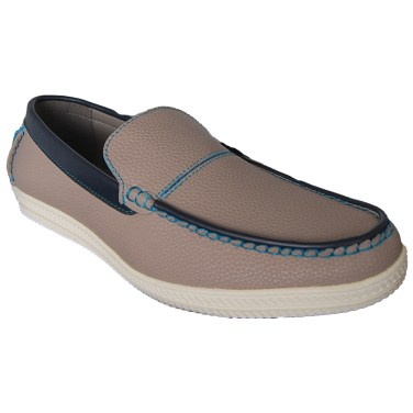 factory penny loafer - gry - main