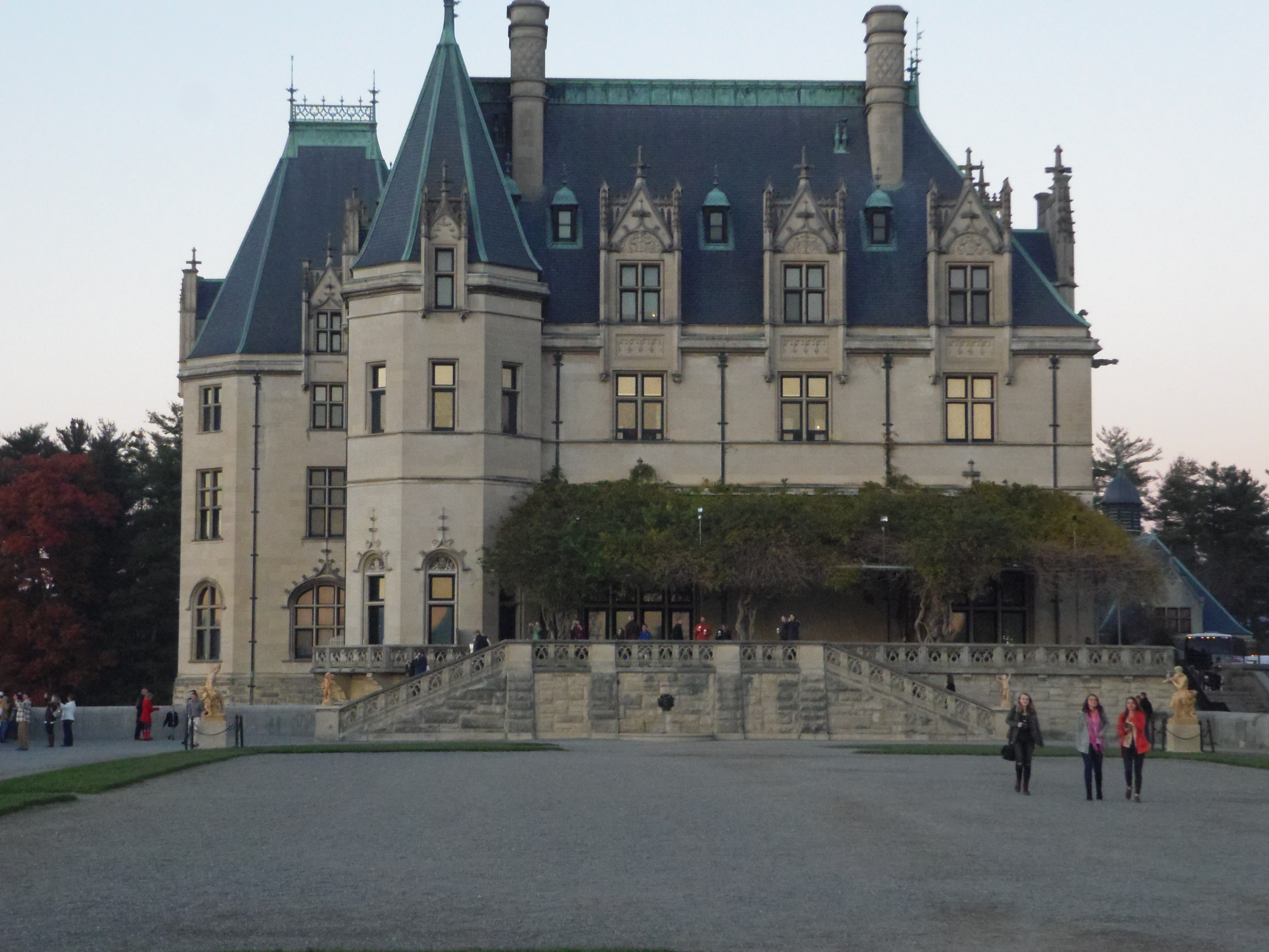 is the biltmore on