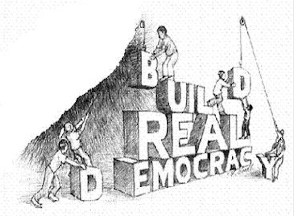 Preconditions For An Actually Democratic Society