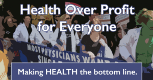 Health Over Profit for Everyone