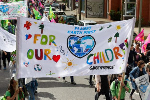 G-20 Hamburg For our children