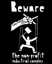 Nonprofit industrial complex