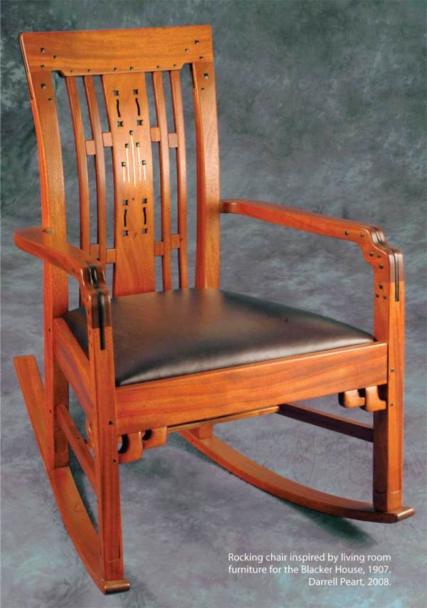 Aw Extra 6 13 Greene And Furniture Details Popular Woodworking Magazine