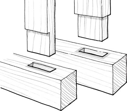 Wood Joinery Techniques From a Classic, Free Project Plan