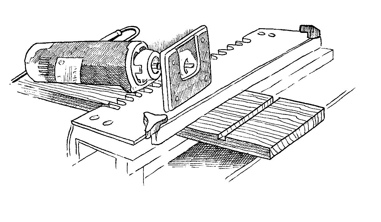 Do Double-duty with a Dovetail Jig