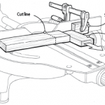 Safely Crosscut Short Pieces on the Miter Saw