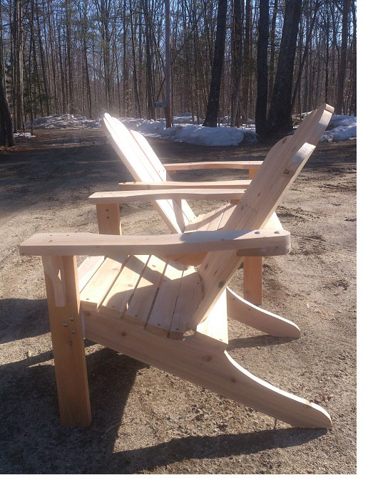 Alternative Tool List for the Adirondack Chair Project