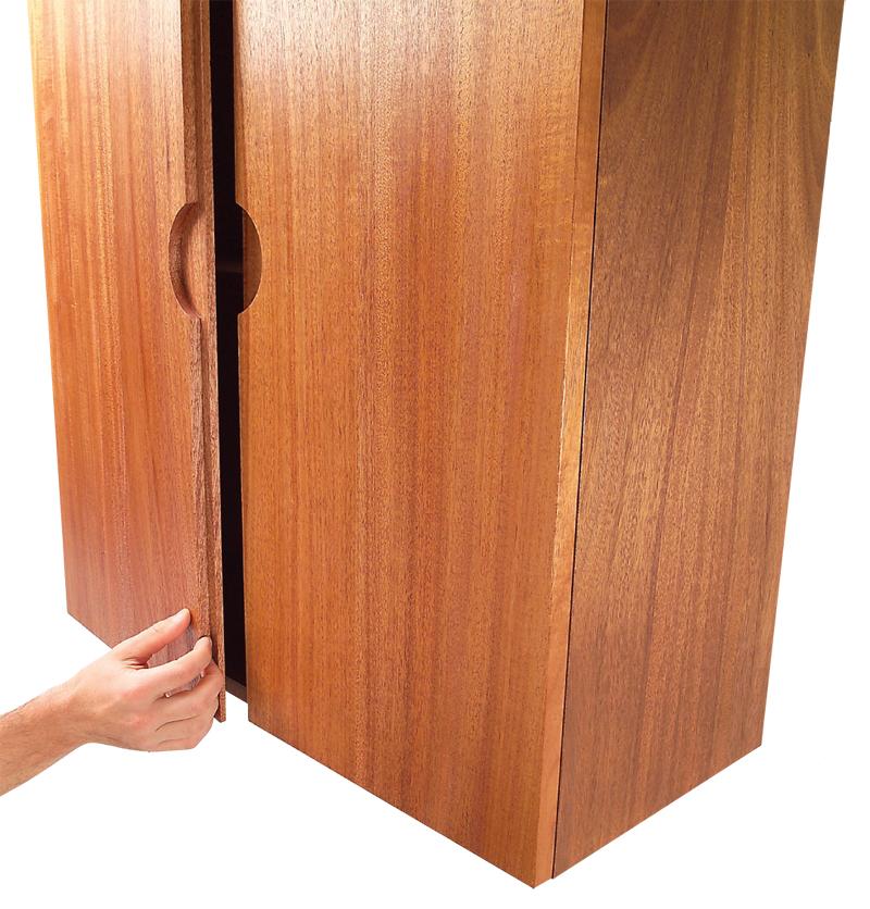 Routed Cabinet Doors Amp Finger Pull Door Lip Sc 1 St