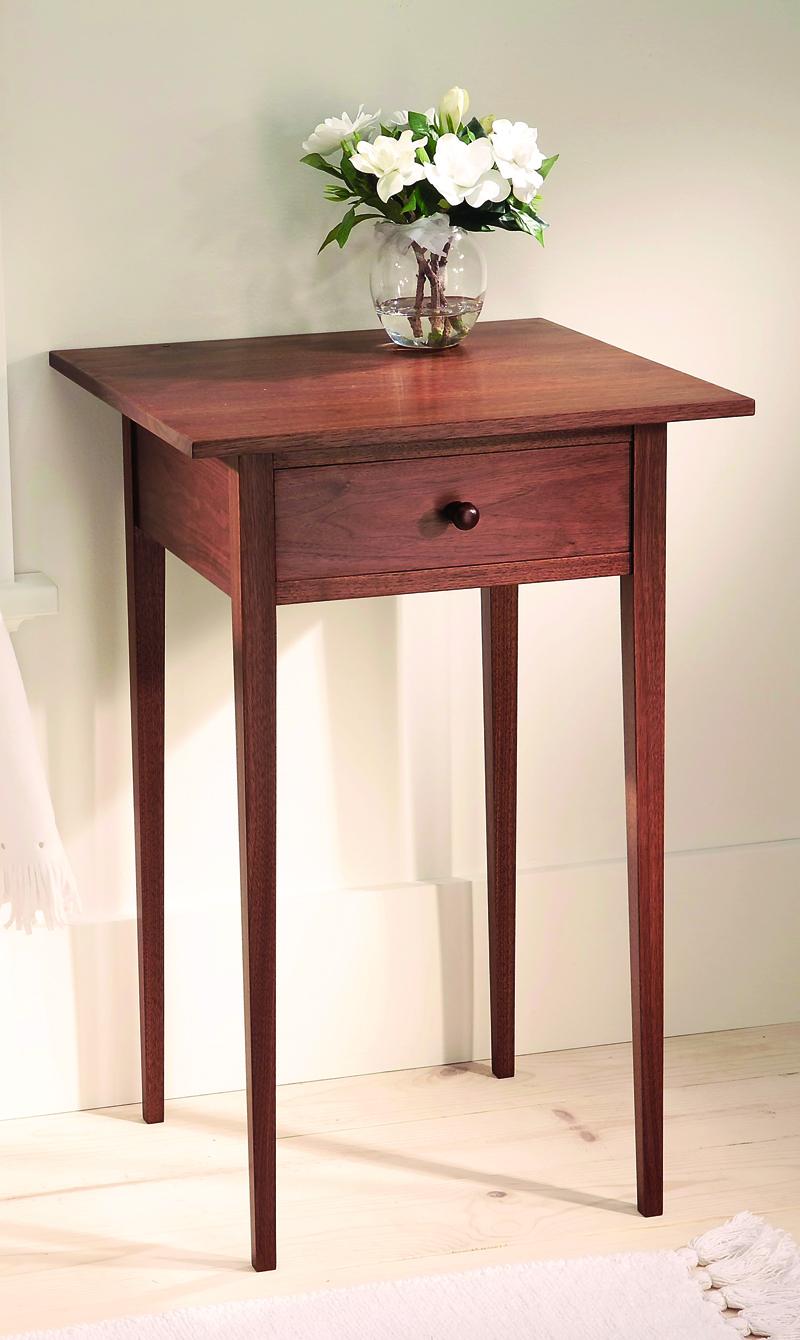 Shaker Table  Popular Woodworking Magazine