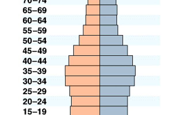What Are The Different Types Of Population Pyramids Population Education