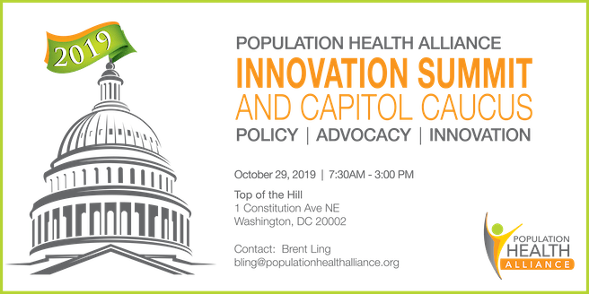 Innovation Summit and Capitol Caucus 2019