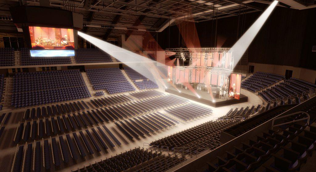 Populous Selected for Pepsi Coliseum Renovation  POPULOUS