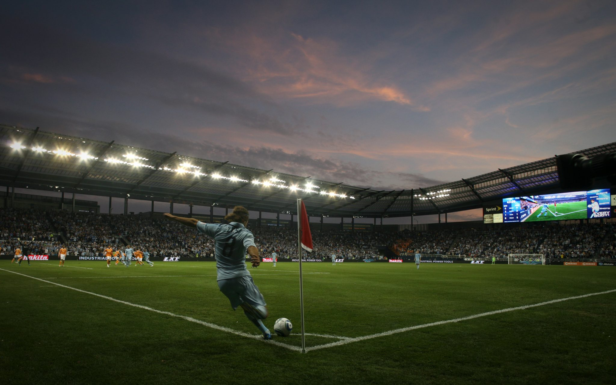 Sporting Park Selected as Venue of the Year