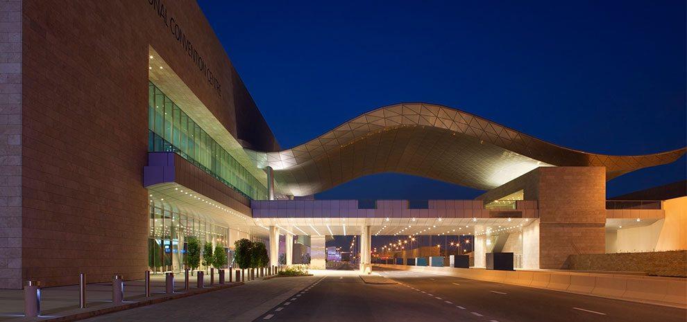 Qatar National Convention Centre  POPULOUS