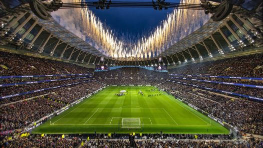 The New Tottenham Hotspur Stadium | Designed by Populous