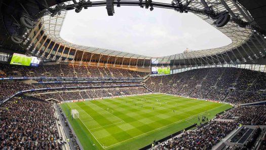 The New Tottenham Hotspur Stadium | Designed by Populous
