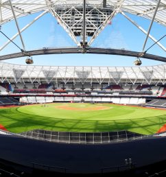 populous transforms london stadium to host inaugural mlb london series [ 1504 x 846 Pixel ]