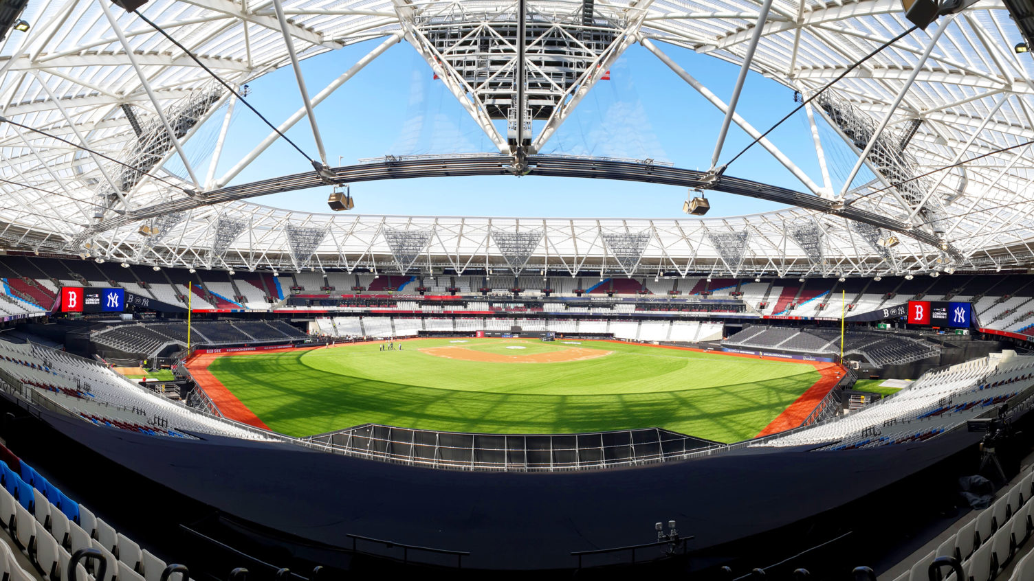 hight resolution of populous transforms london stadium to host inaugural mlb london series