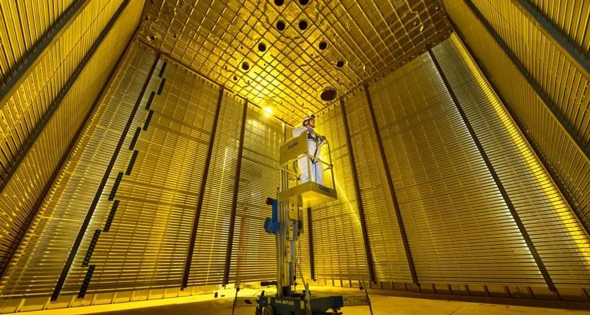 нейтрино детектор
