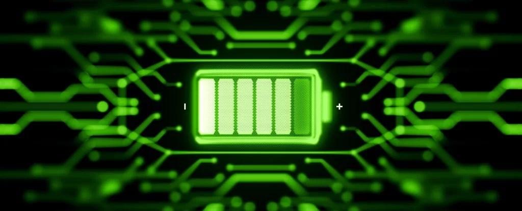 литиево-газовая батарея