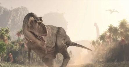 Динозавры на другой стороне Млечного Пути