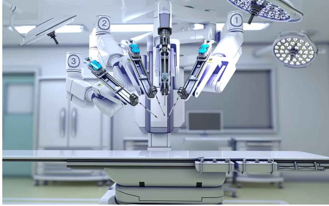 Робот-травматолог для эндопротезирования в России