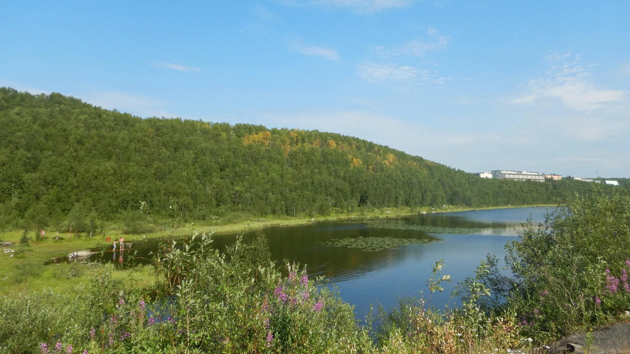 Озера Мурманска оказались сильно загрязнены металлами