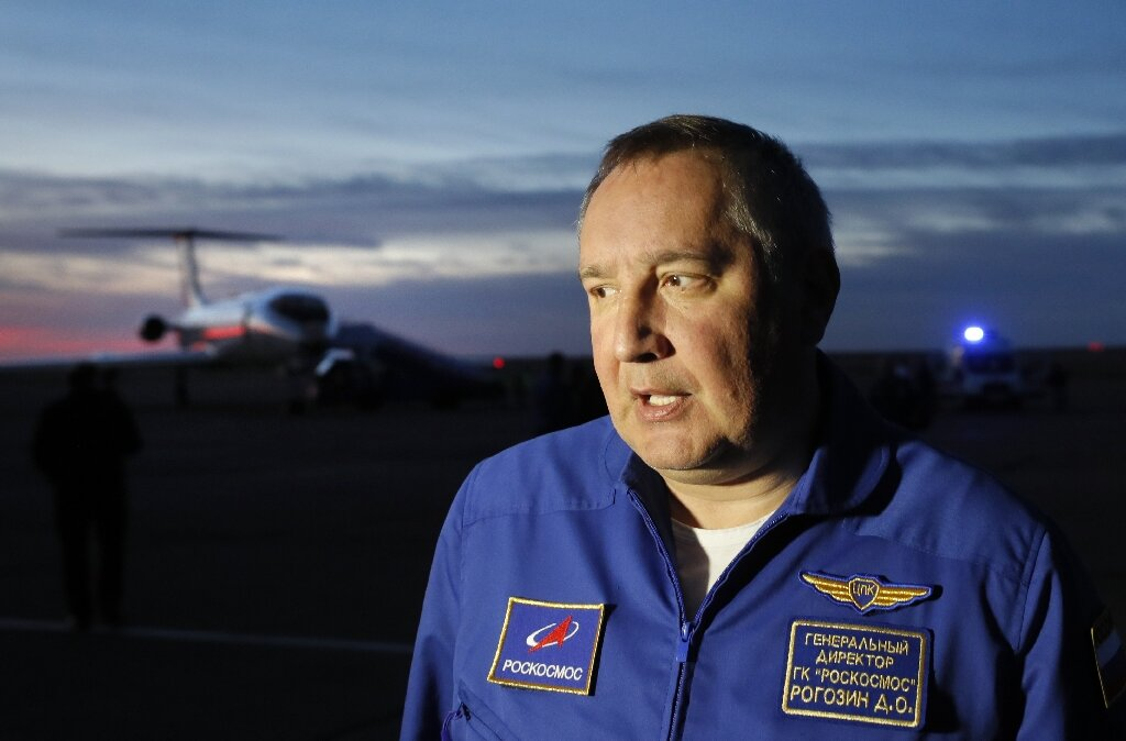 Рогозин обвинил Маска в нечестной конкуренции