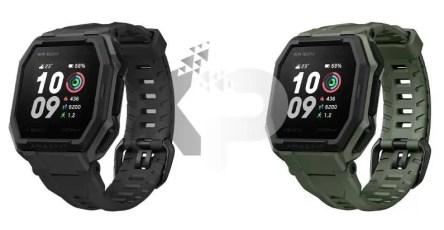 Huami представила суперпрочные часы Amazfit Ares