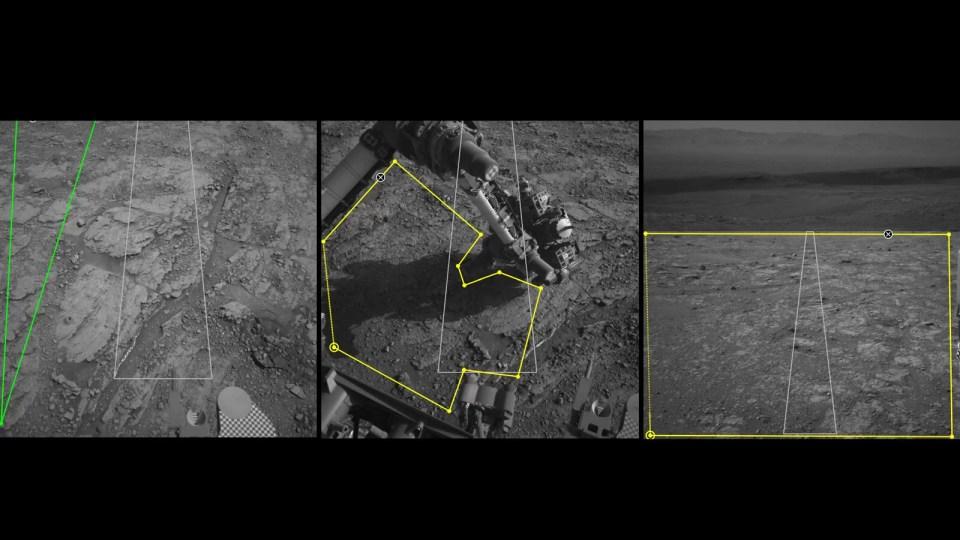 Вы можете помочь Curiosity ориентироваться на Марсе
