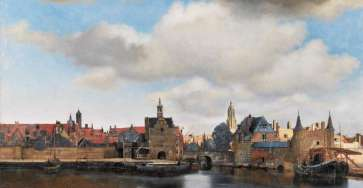 Астрономы раскрыли тайну голландского произведения искусства