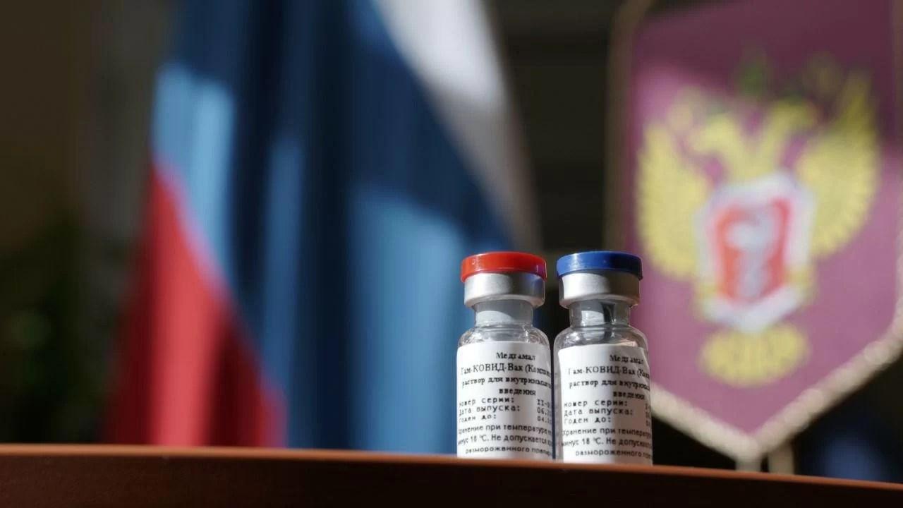 В России зарегистрировали первую вакцину от COVID-19