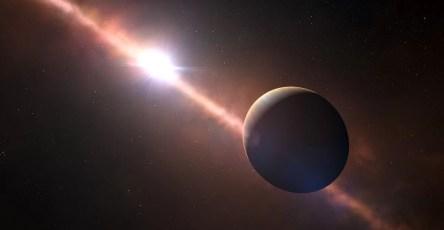 Очень большой телескоп впервые подтвердил существование экзопланеты